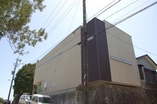 名東区の家(外観)
