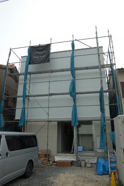 中川の家(外観)